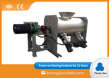 Stainless Steel Coulter Mixing Machine High Speed Metallurgy Chemical Industry