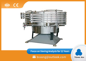 High Efficient Tumbler Screening Machine 5 KW 380V Energy Conservation
